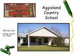 aggieland country school