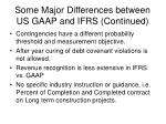 some major differences between us gaap and ifrs continued19