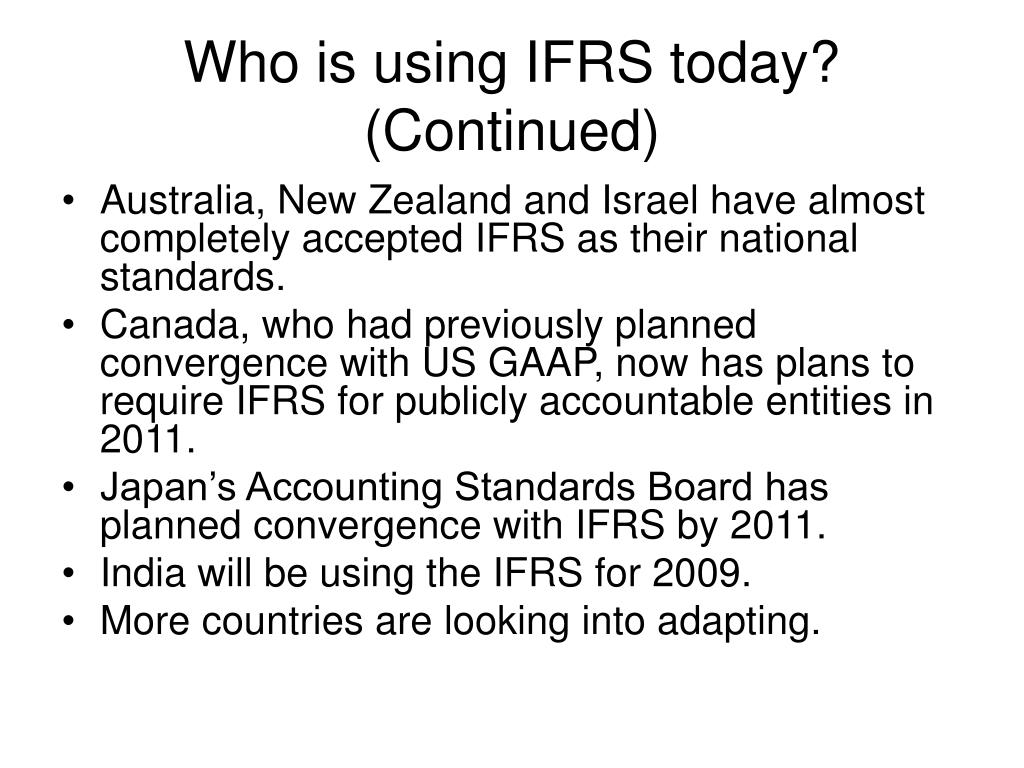 research paper on international financial reporting standards Research programme ias ®, iasb ®, ifric ®, ifrs international accounting standards ®, international financial reporting standards.