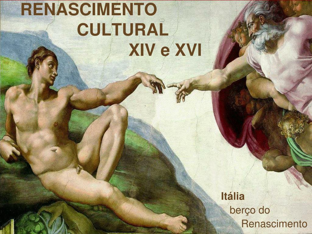 renascimento cultural xiv e xvi l.