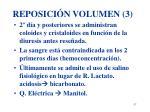 reposici n volumen 3