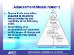 assessment measurement40