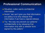 professional communication13