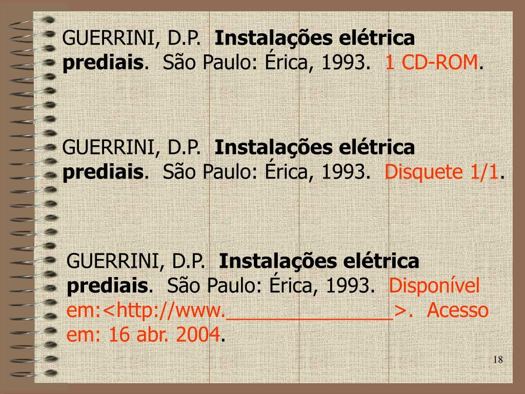 GUERRINI, D.P.