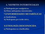 6 nefritis intersticiales