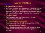agenti infettivi29