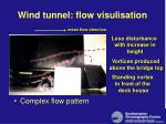 wind tunnel flow visulisation23