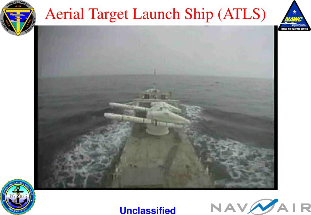 Aerial Target Launch Ship (ATLS)