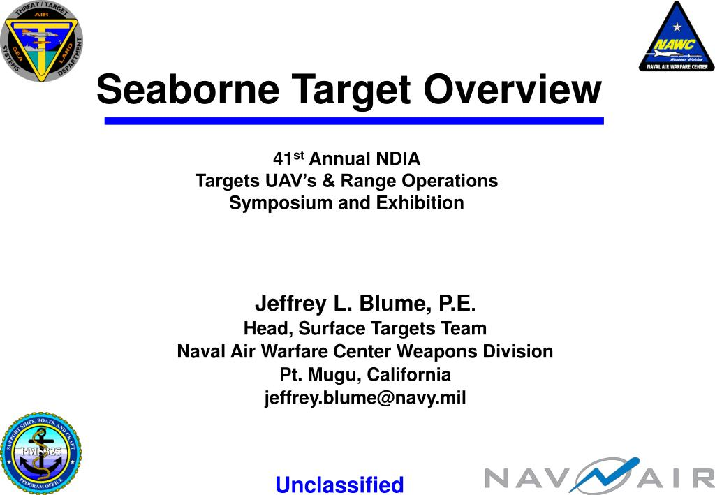 seaborne target overview l.