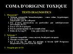 coma d origine toxique34
