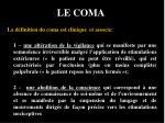 le coma2