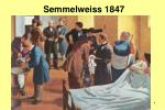 semmelweiss 1847