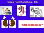 terapia renal substitutiva trs