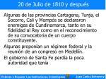 20 de julio de 1810 y despu s4