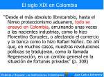 el siglo xix en colombia19
