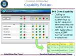 capability roll up