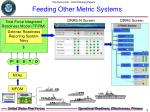feeding other metric systems