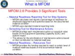 what is mfom4