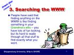 3 searching the www