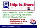 douglas cook d ed shippensburg u of pa dlcook@ship edu57