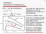 enzimas influ ncia da temperatura2
