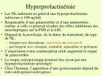 hyperprolactin mie
