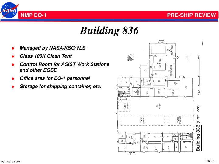 Building 836