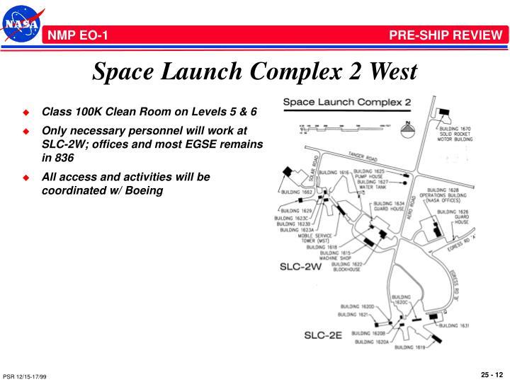 Space Launch Complex 2 West