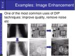 examples image enhancement