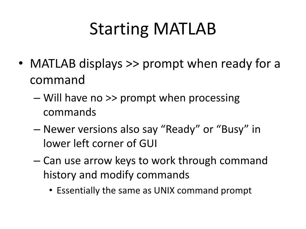 Matlab Keys