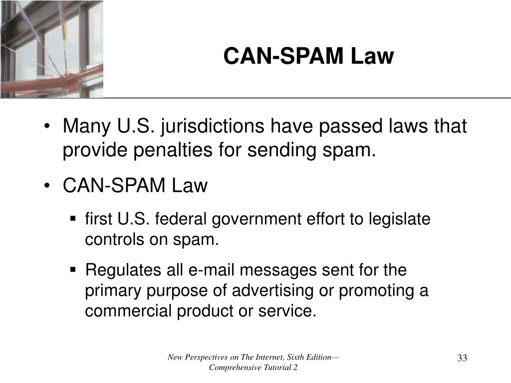 CAN-SPAM Law