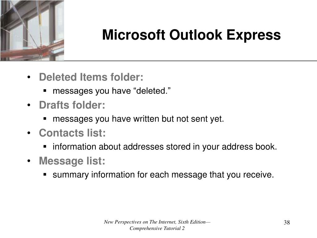 Microsoft Outlook Express
