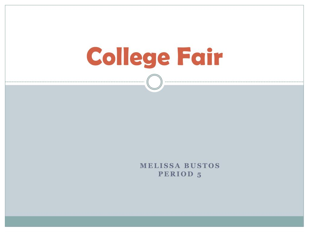 college fair l.