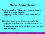market segmentation4