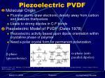 piezoelectric pvdf