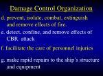 damage control organization8