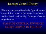 damage control theory6