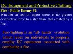 dc equipment and protective clothing67