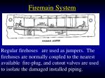 firemain system65
