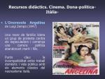 recursos did ctics cinema dona pol tica it lia