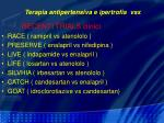 terapia antipertensiva e ipertrofia vsx
