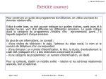 exercice examen