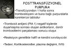 posttransf zyonel purpura