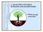 1 qualities and skill building for supervisors19