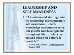 leadership and self awareness7