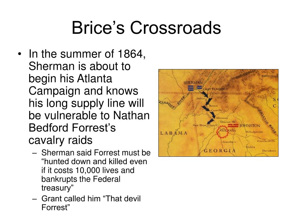 Brice's Crossroads