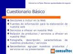 cuestionario b sico91