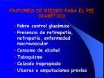 factores de riesgo para el pie diab tico53
