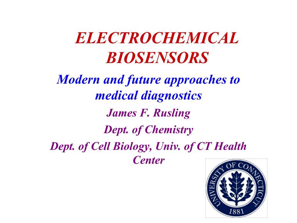 electrochemical biosensors l.