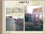 cargill s a